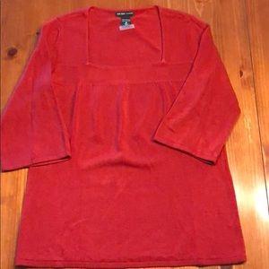 NY&C Red Sweater